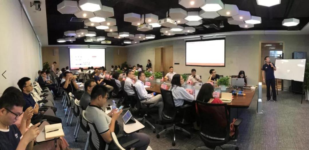 星环科技联合山西证券成功举办华南证券基金行业闭门研讨会