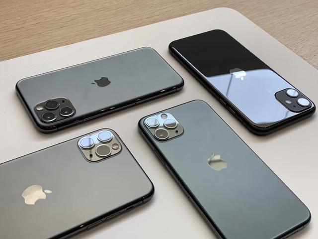 """新iPhone脱轨5G时代,""""华V""""两强格局已经逐步成型!"""
