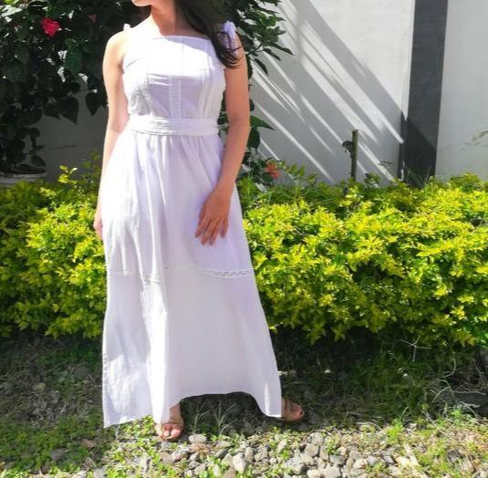 缝制一件褶皱连衣裙,不一样的设计风格,用