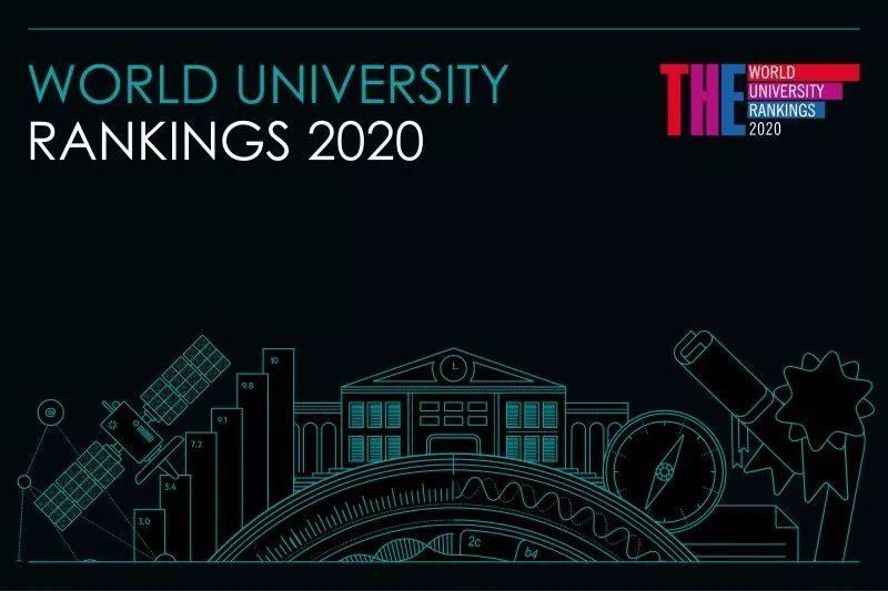 2020年THE世界大學體育科學領域排名