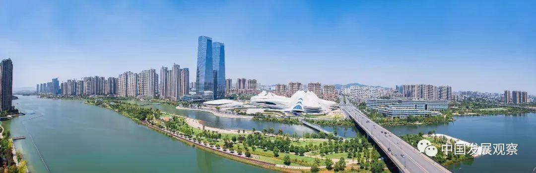 新中国成立70周年特别报道 | 长沙世界观