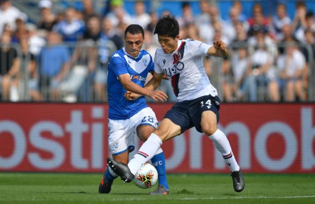 唯一立足意甲的亚洲球员,20岁小伙已是亚