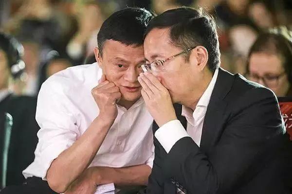 马云接班人张勇:在杭
