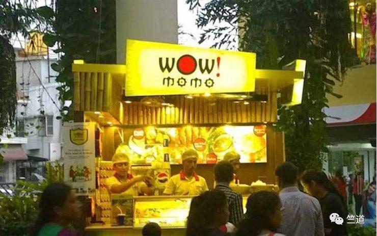 印度云厨房初创公司Wow!Momo完成2