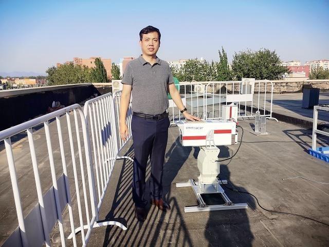 激光雷达让污染源无处遁形——访北京艾沃思