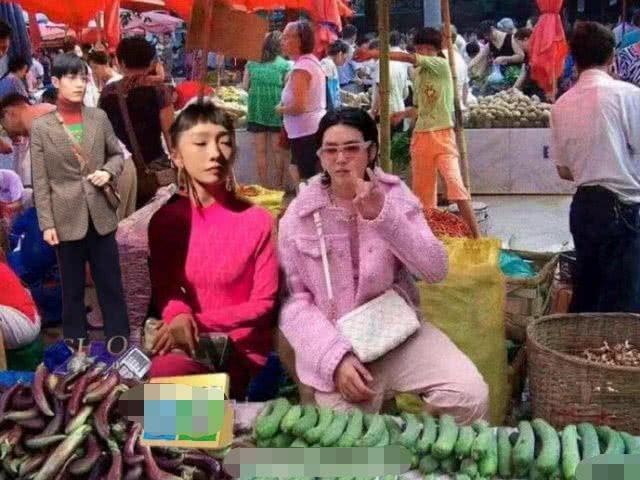 """肖战孟美岐看秀造型被吐槽,网友:和吴亦凡成""""菜市场三巨头"""""""