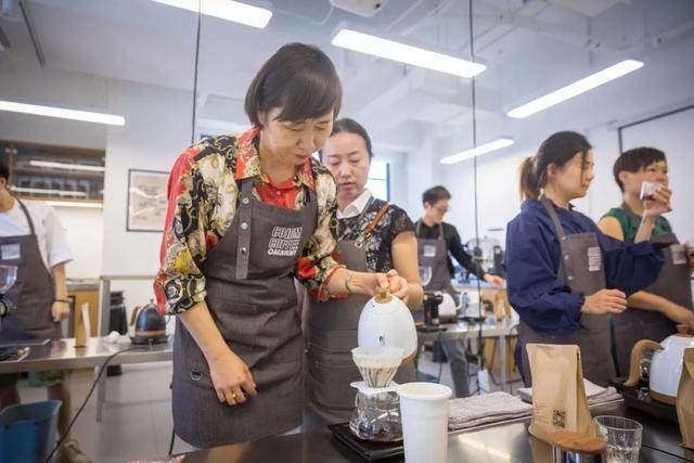 咖啡培训,精品咖啡,咖啡学院
