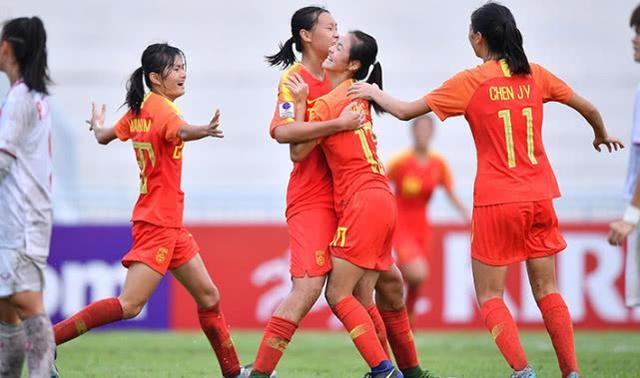 下午17点,CCTV5+直播,陈婉婷带领U16女足和日本争夺世少赛门票