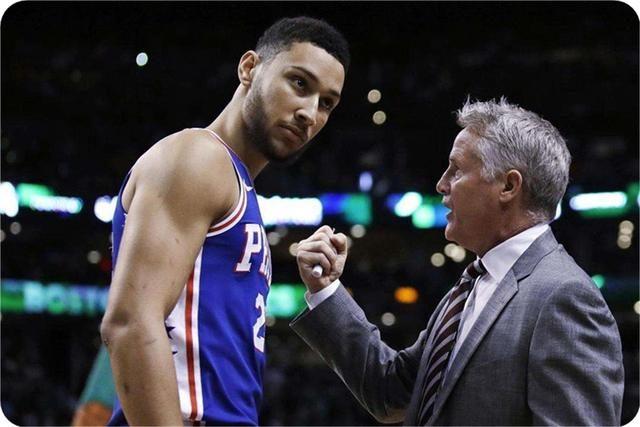 费城著名拒投下赛季变身射手?主帅:不逼他强投 但要有投篮意愿