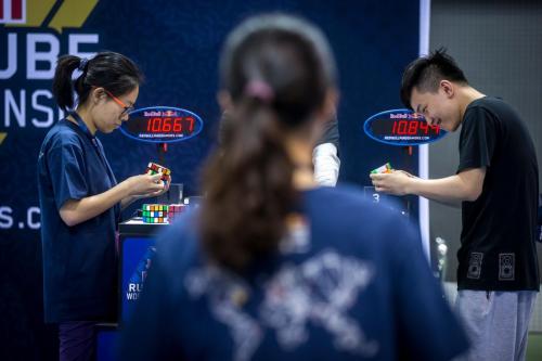 奥地利红牛魔方世界杯中国区选拔赛开启招募