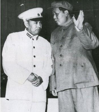 许世友第一次见毛主席,毛主席就帮他改了名字,改后他非常满意