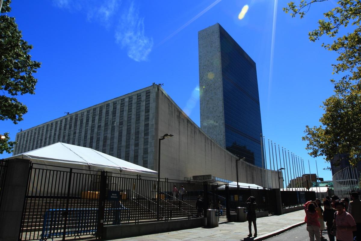 伊朗提议联合国迁出纽约,23国鼎力支持,美方代表当场动怒