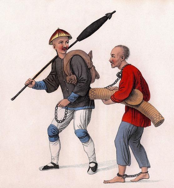 古代流放女囚犯来回数千里,为何衙役们却争着押送?实情令人感慨