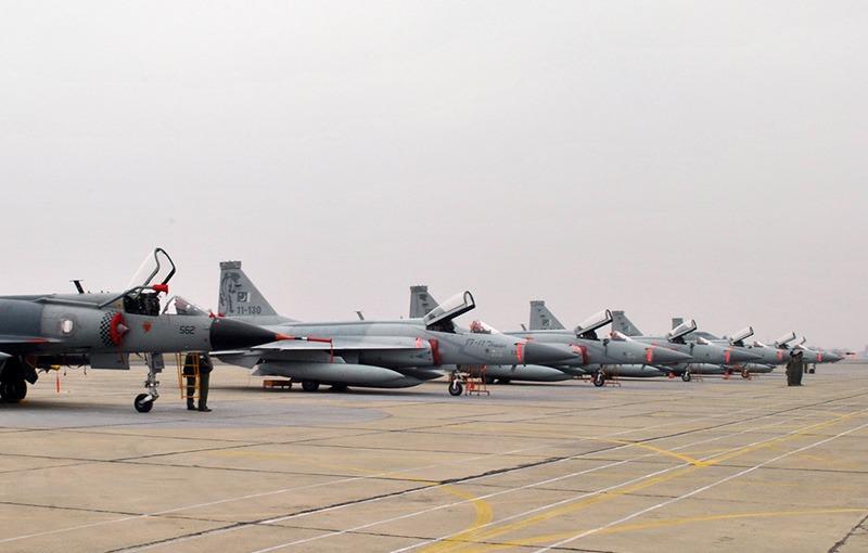 """""""枭龙""""总战力将四倍于""""阵风"""":巴军未来战机AESA雷达远超印度"""