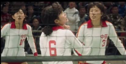 《中国女排》趁夺冠放预告!郎平女儿惊喜出演,经典场面引泪奔