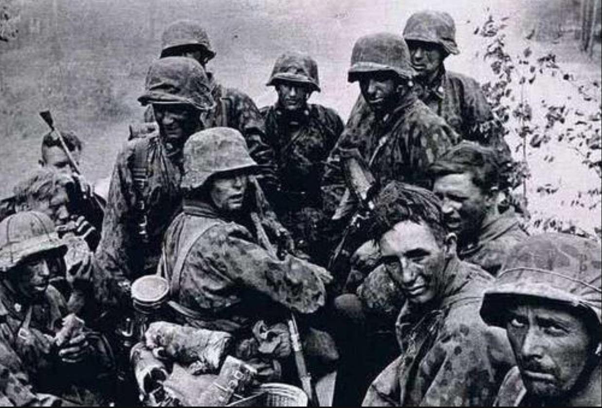 党卫军骷髅装甲师,让全欧洲军队闻风丧胆?苏联红军也要谈虎色变