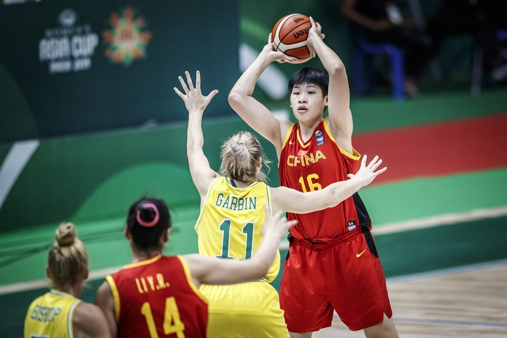 亚洲篮球崛起!世界亚军竟被中日连斩 谁还敢说女子不如男?