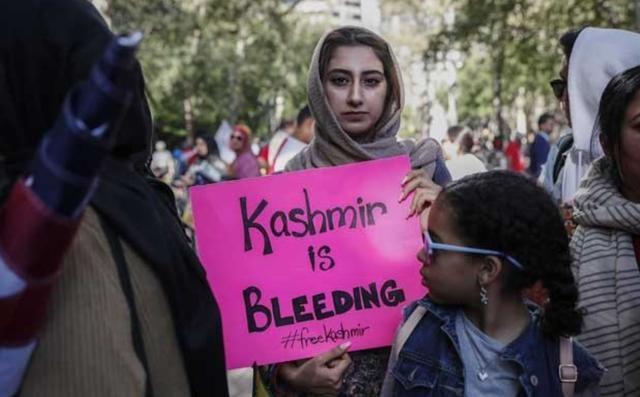 美国对克什米尔问题终于表态调解,印度再出狠招,无视特朗普调解
