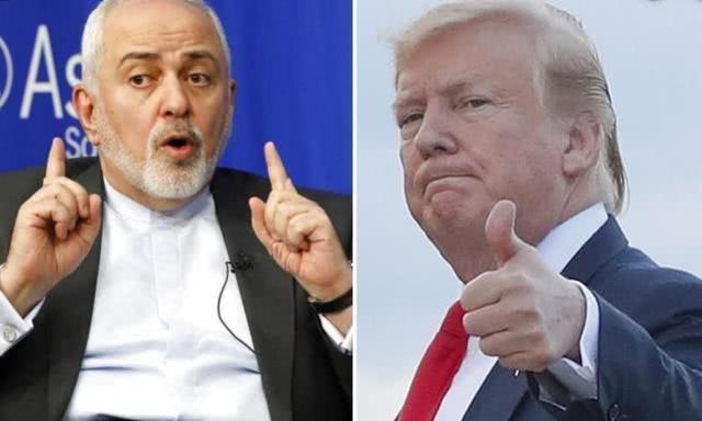 想探望生病外交官却被美方禁止,伊朗外长通过视频聊天闯关