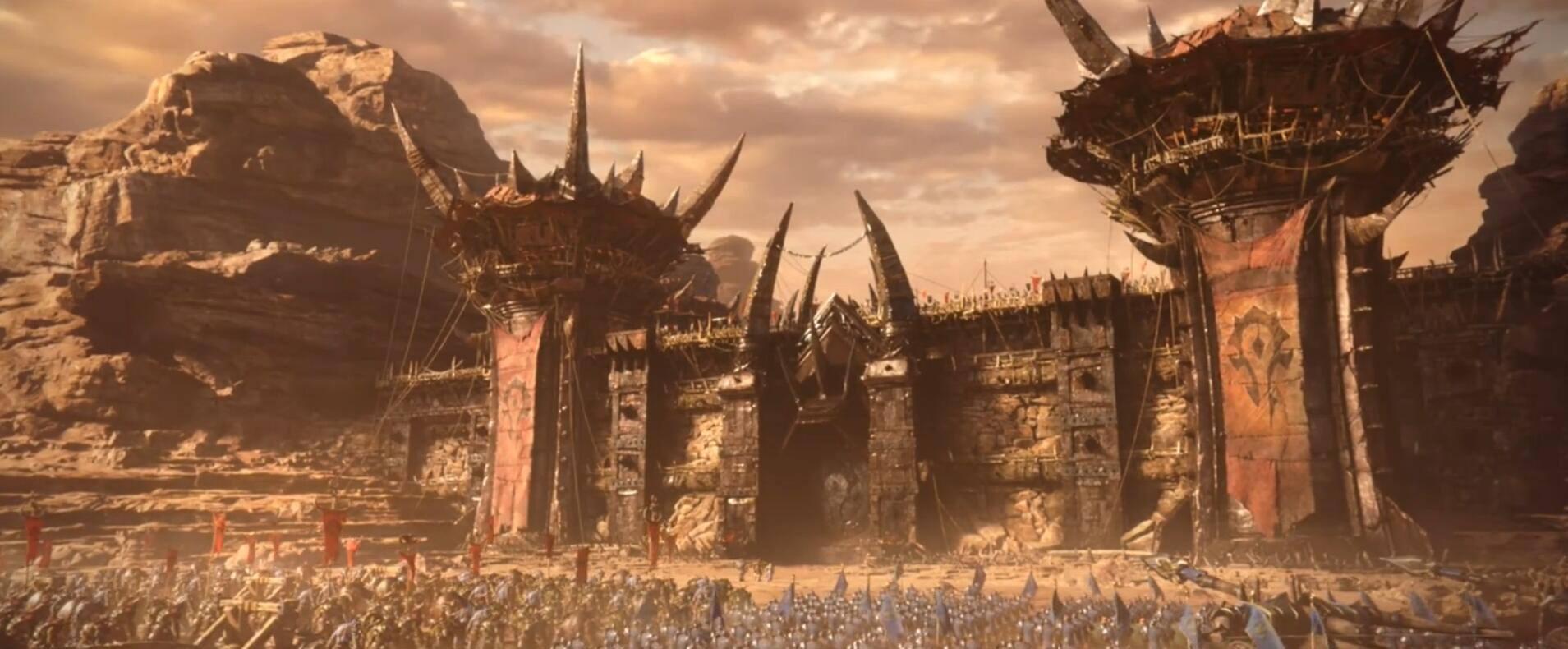 魔兽世界8.25新角色登场,为后续版本铺垫,新种族光铸亡灵?