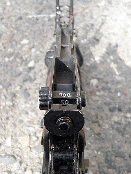 这款步枪:被玩家们称为狗杂,现实中的俄罗斯OTS14突击步枪