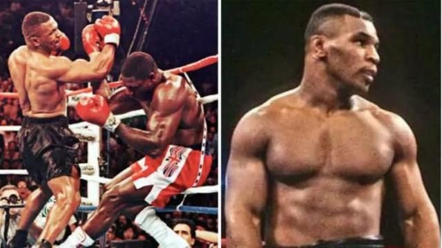 若挨到泰森800公斤的一记重拳能拿8750万,竟有近8成拳迷愿意尝试