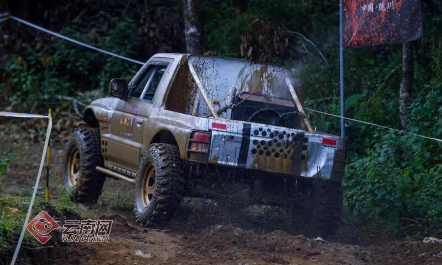 在神秘雨林探索極限!2019中緬國際雨林挑戰賽賽況正酣