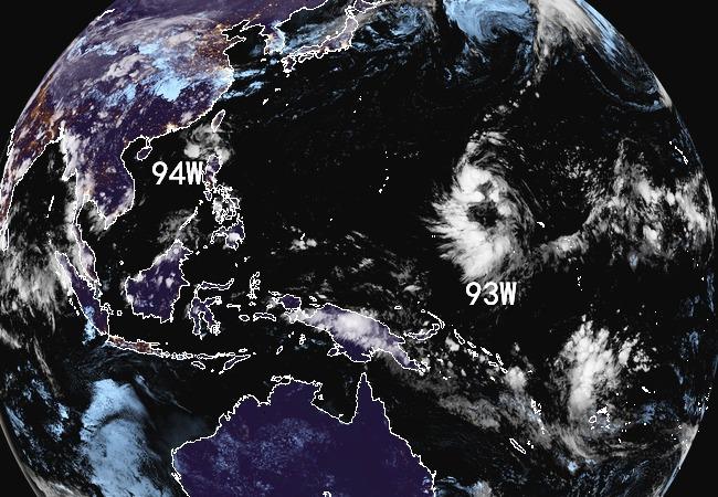 臺風雙預警!19號海貝思或馬上來,94W惹禍,廣東大暴雨一觸即發