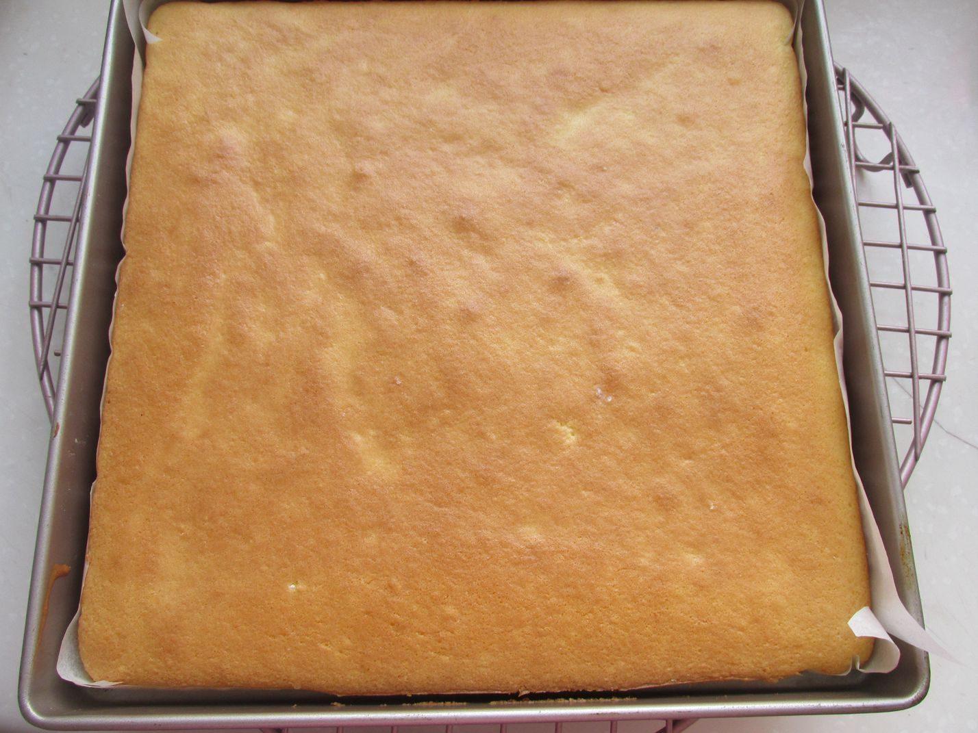 這樣做蛋糕,簡單好吃零失敗,無添加最健康,閨蜜遇上打包全搶走
