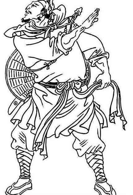水滸傳中不受待見的三個好漢,猥瑣且卑微,活著死了都沒人理