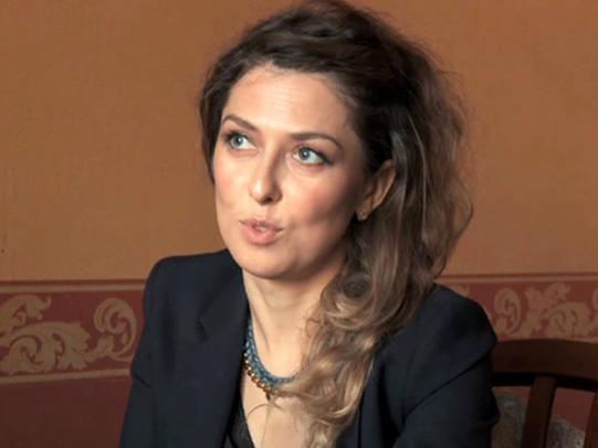 以色列間諜還是伊朗高官的情婦?俄美女記者在伊朗被捕身份成謎