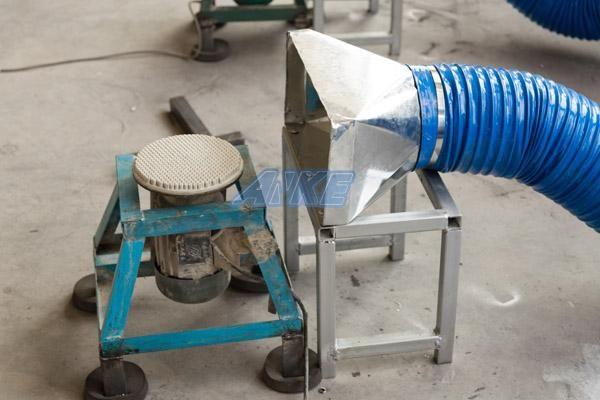 浙江安可環保--陶瓷行業除塵企業車間粉塵治理解決方案