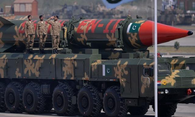 并不是因為核武器,莫迪不敢開火另有原因,張召忠給了這樣的答案