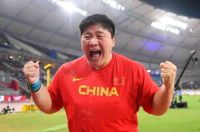田徑世錦賽落幕!最終獎牌榜出爐:中國第4創歷史,美國恐怖14金