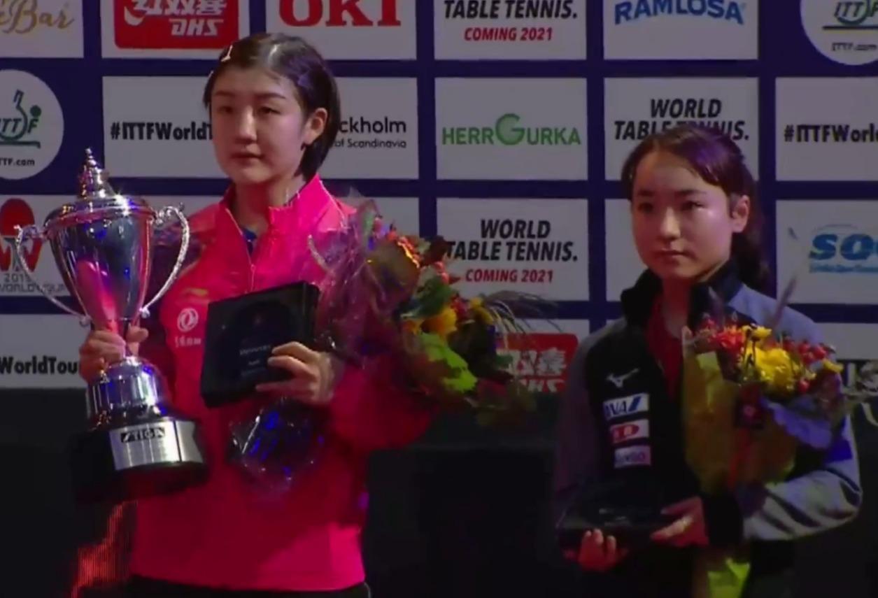 解析伊藤美誠:雖然被陳夢擊敗,但奧運會上她注定是女乒頭號勁敵