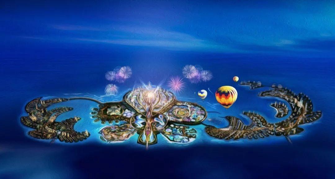"""十年""""海花岛"""",恒大世界梦"""
