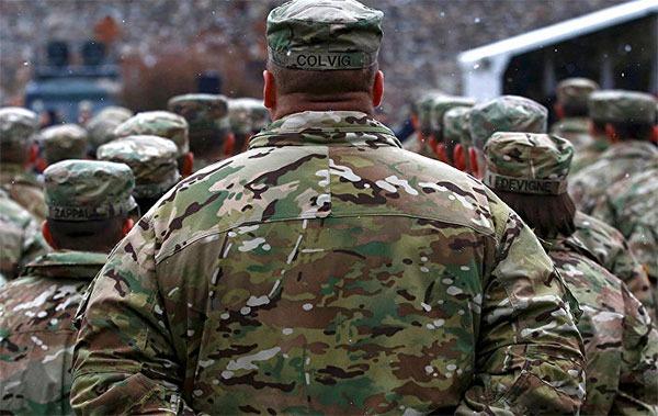 俄媒称美军明年将在欧洲进行25年来的最大规模调动