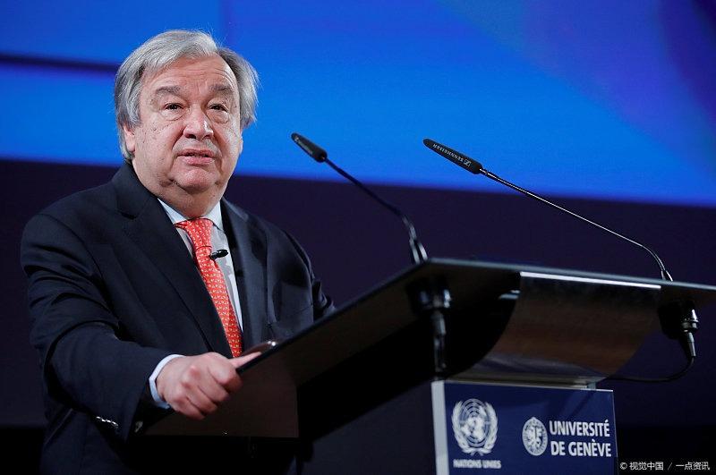联合国要没钱了?古特雷斯:资金可能在本月底耗尽