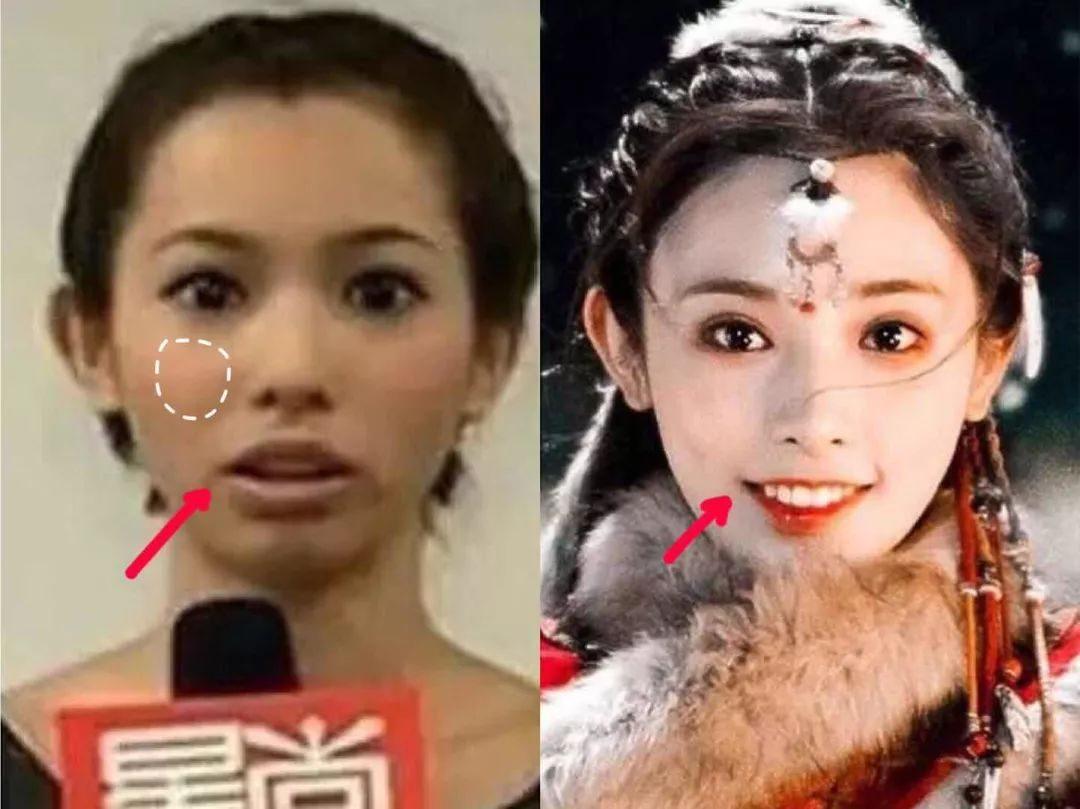 范冰冰的美貌接班人离开滤镜不敢看,李沁却一张生图美出圈!