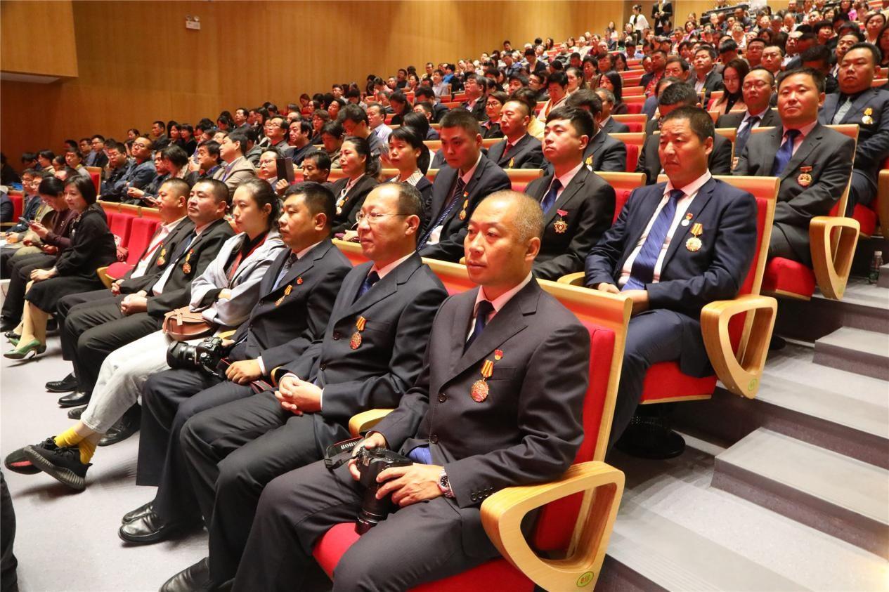 中国劳动关系学院召开建校70周年庆祝大会