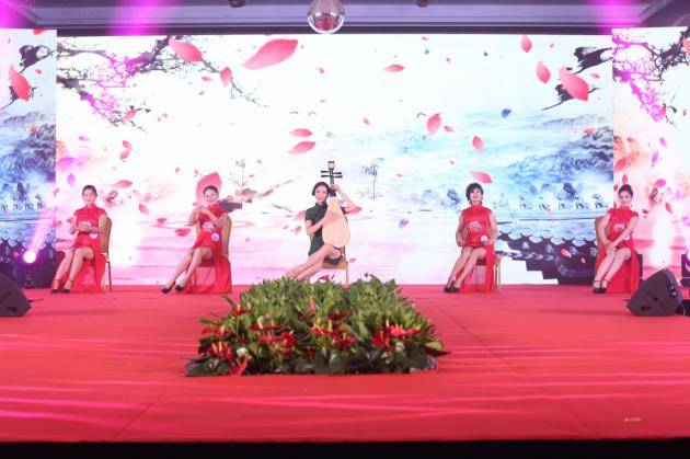 双尚科技·修身管家世界旅游辣妈大赛昆明赛区半决赛成功举办