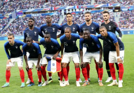 直播歐預賽:法國VS摩爾多瓦 高盧雄雞迎出線良機