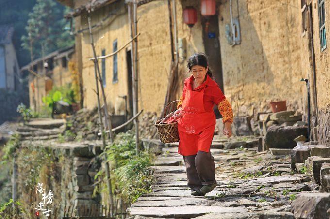 """浙江大山深处的""""布达拉宫"""",有500多年的历史,古朴幽静"""