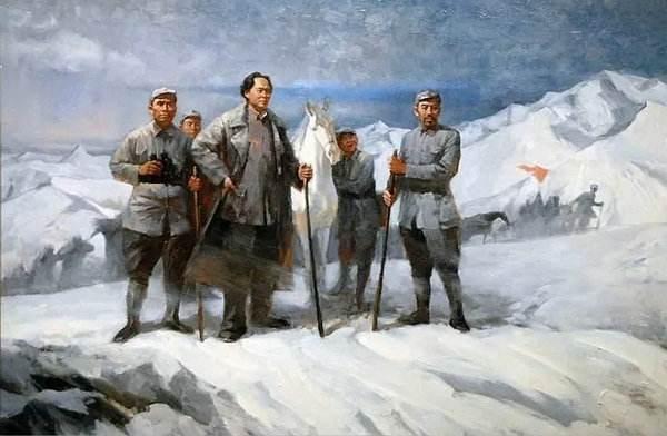 長征為什么是戰爭史上的奇跡?湘江之戰后,還不散伙就是奇跡