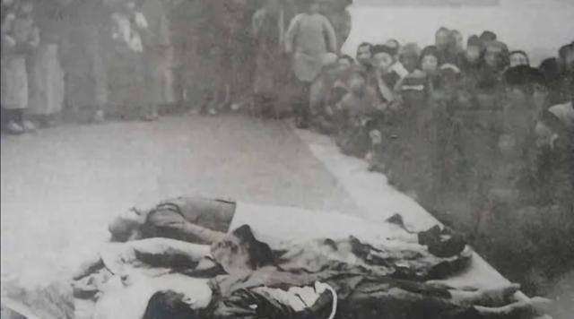 老照片,圖一是張學良年輕時偶像,圖四郭松齡和妻子被暴尸三日
