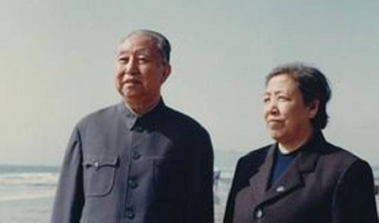 樸素低調的華國鋒夫人——韓芝俊