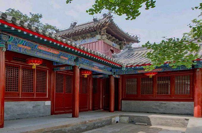 北京有一座寺廟,五百年不開寺門不受香火,里面僧人卻吃穿不愁