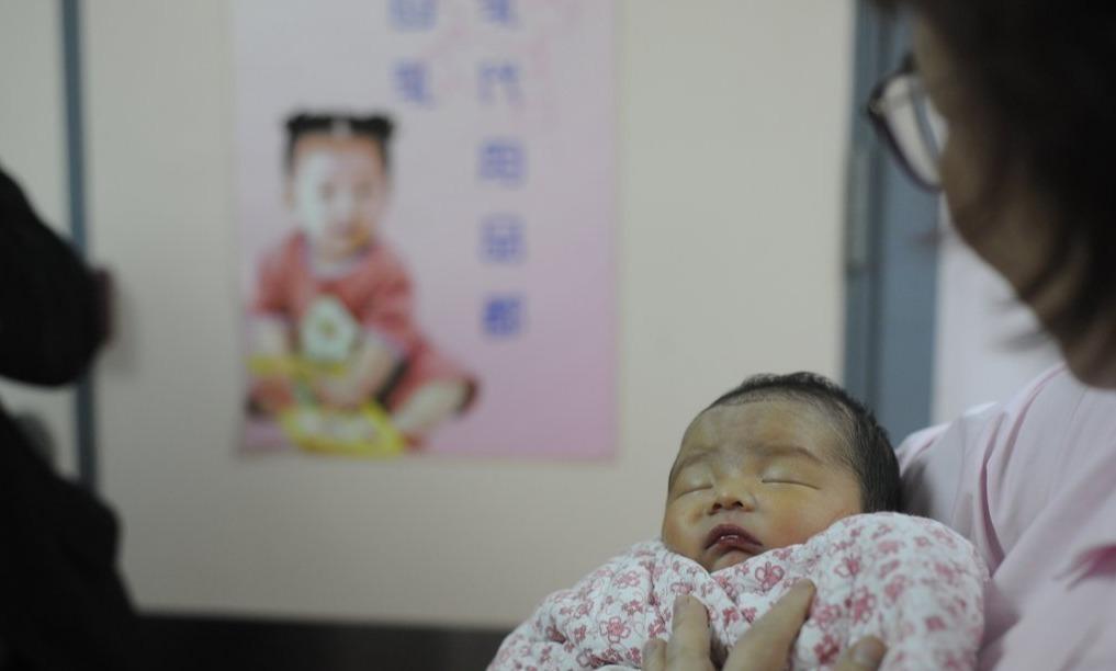 """""""中國最老嬰兒"""",明明剛出生媽媽卻說已經18歲,這是為啥呢"""