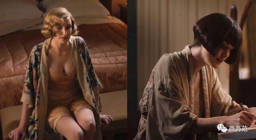 《唐頓莊園》電影告訴你,真正的貴族這樣穿衣