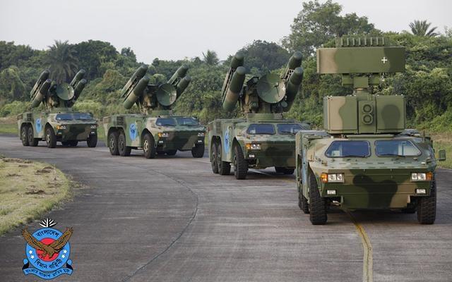 孟加拉軍隊是中國裝備使用的大戶,即將再度引進一款新型中國坦克